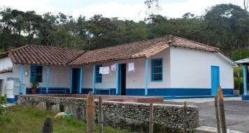 Huset där Luis Alfonso bor